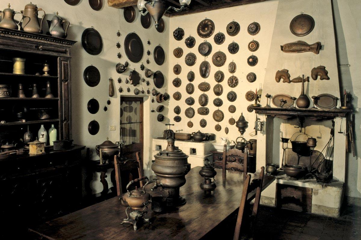Il palazzo d 39 arco centro guide mantova i gonzaga - La cucina mantova ...