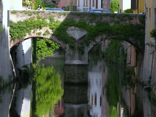 Guide Turistiche I Gonzaga, Mantova, Il Rio