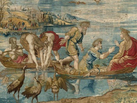 Arazzo-La-Pesca-miracolosa
