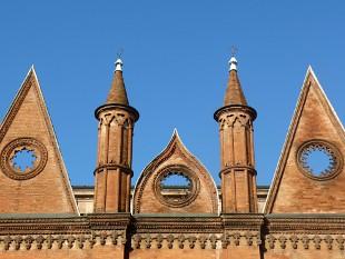 Guide Turistiche Cattedrale, guglie e pinnacoli, Mantova