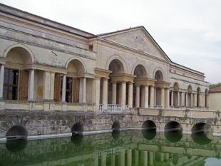 Guide Turistiche Palazzo Te, le peschiere, Mantova