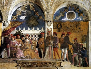 Guide Turistiche Mantova interno palazzo