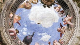 Oculo_Volta_Camera_degli_Sposi_Castello_S_Giorgio_Mantova_Mantegna
