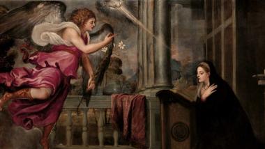 Tiziano-Annunciazione