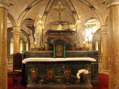 Cripta - Sant'Andrea