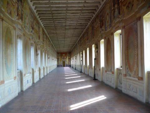 Sabbioneta-galleria-degli-antichi